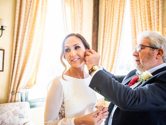 La boda de Angel y Sherezade en Mangiron, Madrid 34