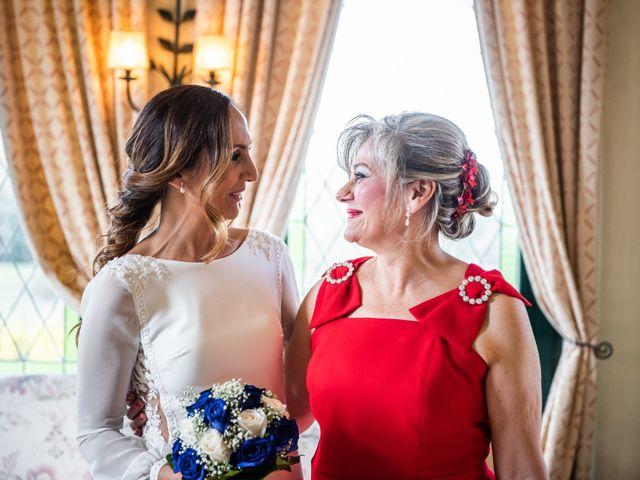 La boda de Angel y Sherezade en Mangiron, Madrid 35