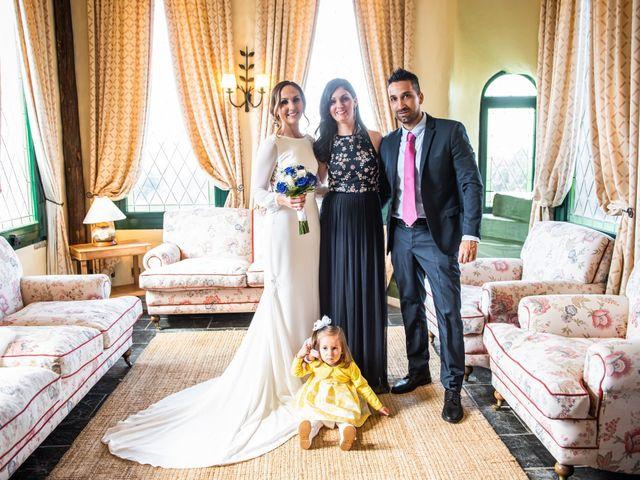 La boda de Angel y Sherezade en Mangiron, Madrid 36