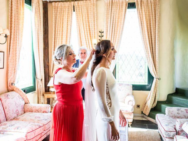 La boda de Angel y Sherezade en Mangiron, Madrid 42