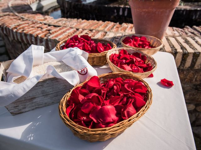 La boda de Angel y Sherezade en Mangiron, Madrid 44