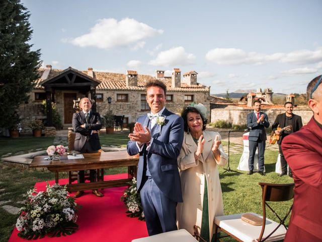 La boda de Angel y Sherezade en Mangiron, Madrid 46