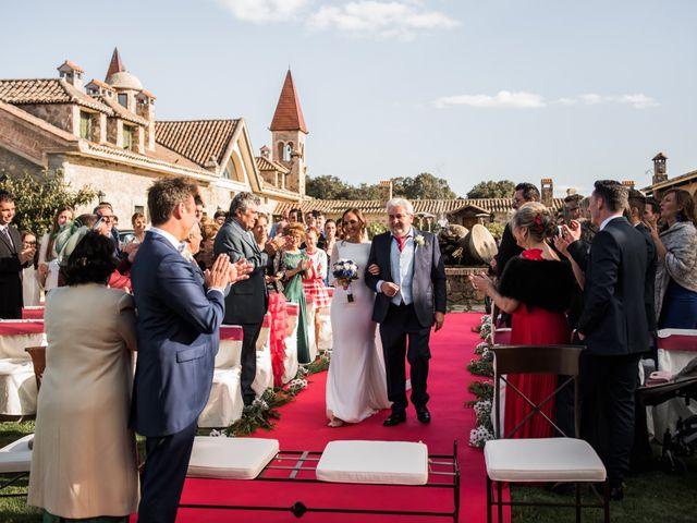 La boda de Angel y Sherezade en Mangiron, Madrid 47