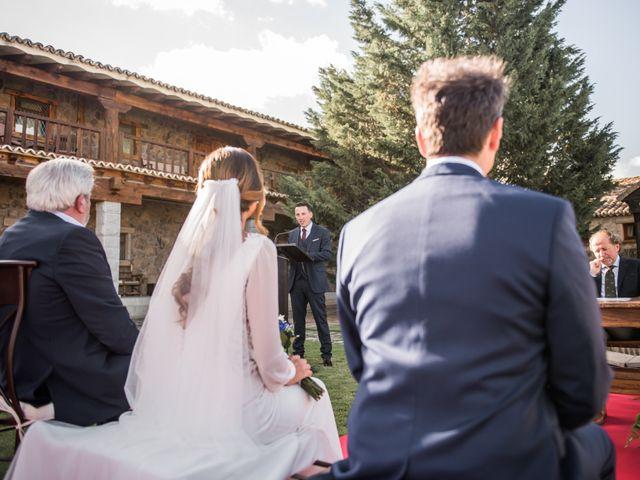 La boda de Angel y Sherezade en Mangiron, Madrid 49