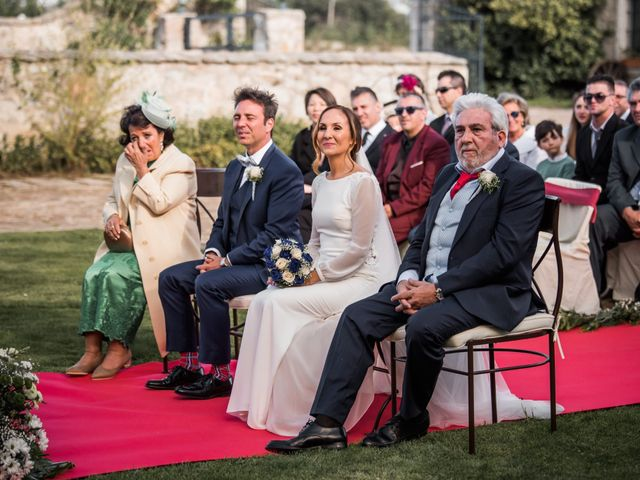 La boda de Angel y Sherezade en Mangiron, Madrid 50
