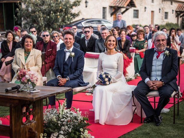 La boda de Angel y Sherezade en Mangiron, Madrid 51