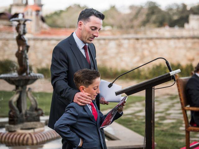 La boda de Angel y Sherezade en Mangiron, Madrid 52