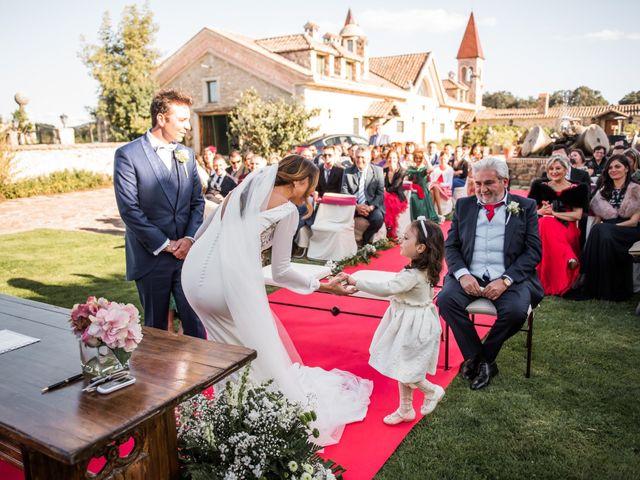 La boda de Angel y Sherezade en Mangiron, Madrid 54