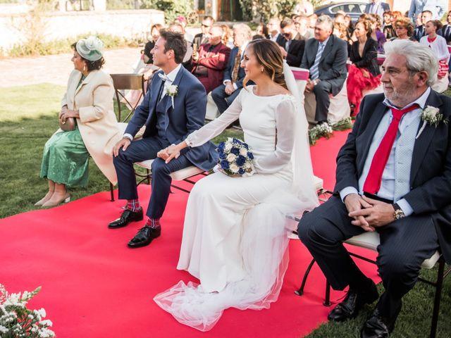 La boda de Angel y Sherezade en Mangiron, Madrid 56