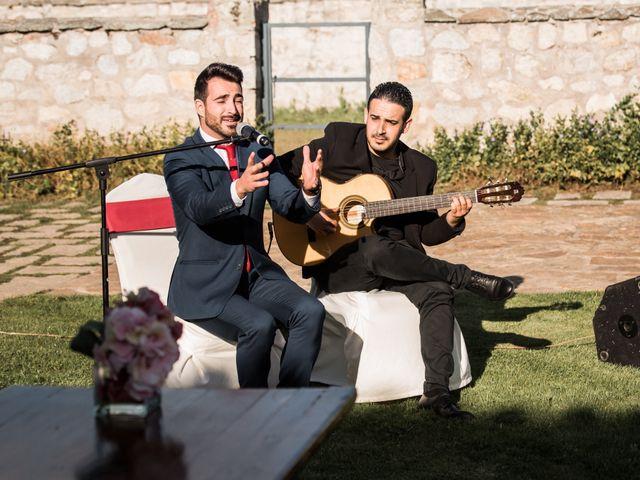 La boda de Angel y Sherezade en Mangiron, Madrid 57