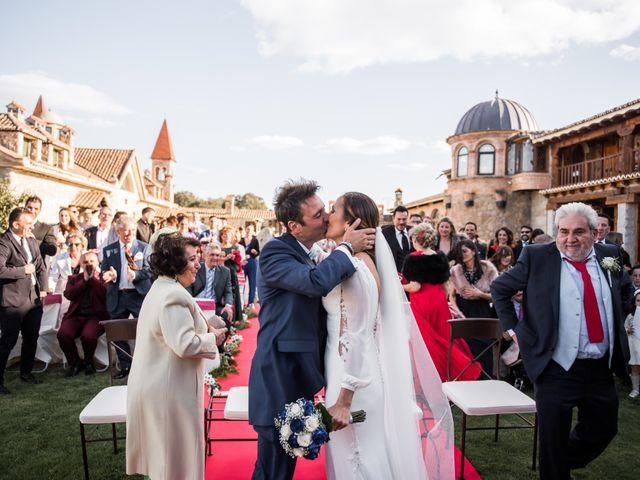 La boda de Angel y Sherezade en Mangiron, Madrid 58