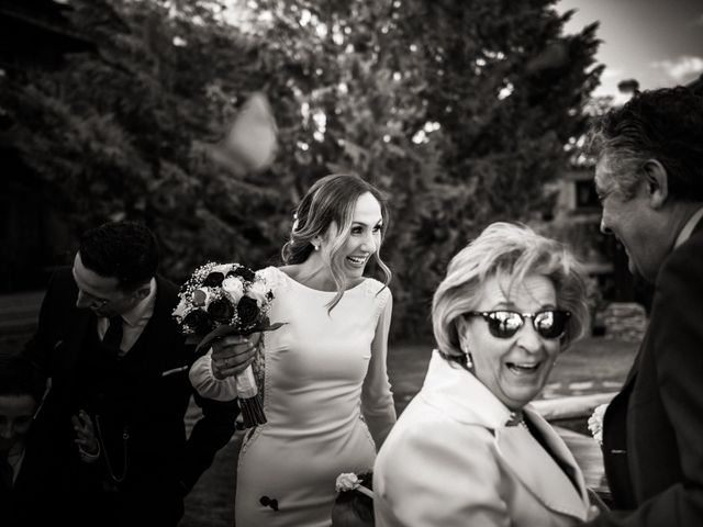 La boda de Angel y Sherezade en Mangiron, Madrid 59
