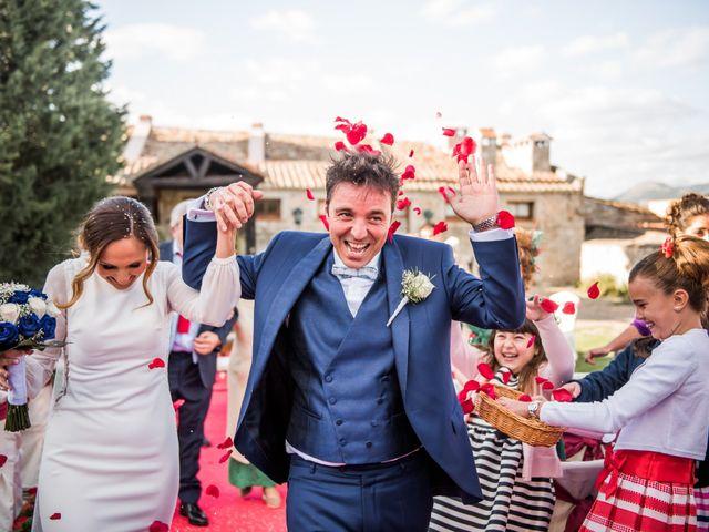 La boda de Angel y Sherezade en Mangiron, Madrid 62
