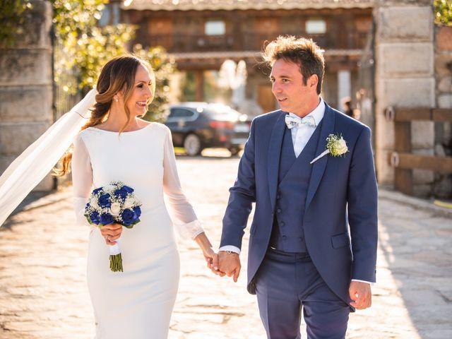 La boda de Angel y Sherezade en Mangiron, Madrid 63