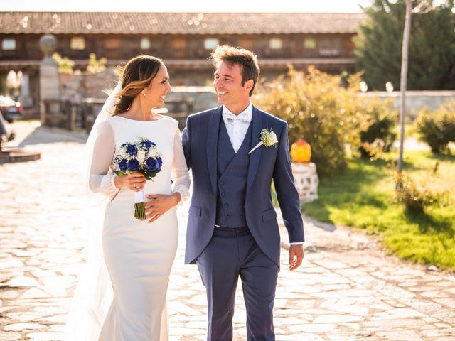 La boda de Angel y Sherezade en Mangiron, Madrid 64