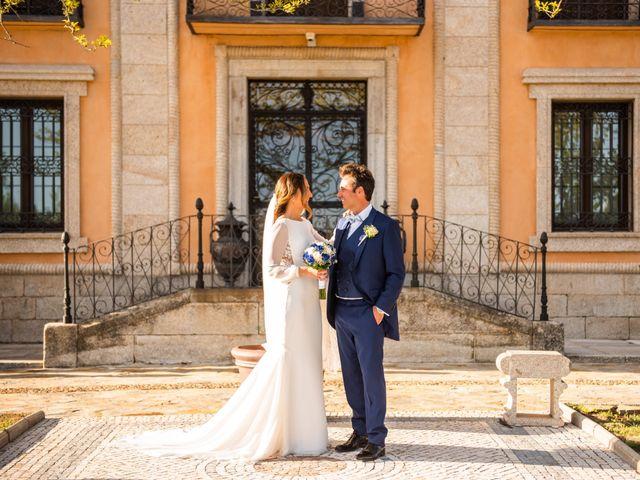 La boda de Angel y Sherezade en Mangiron, Madrid 65