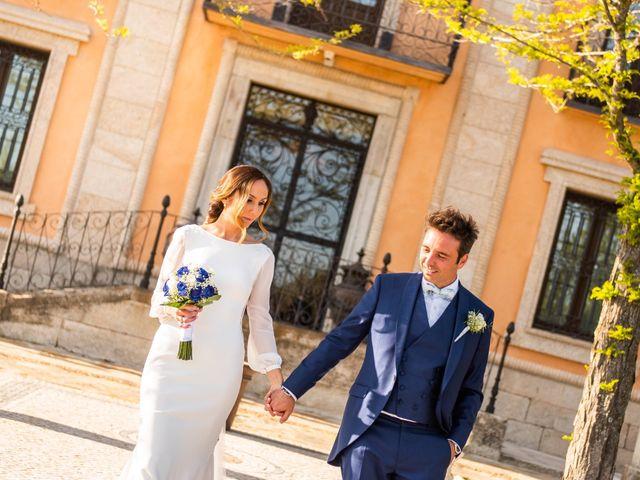 La boda de Angel y Sherezade en Mangiron, Madrid 67