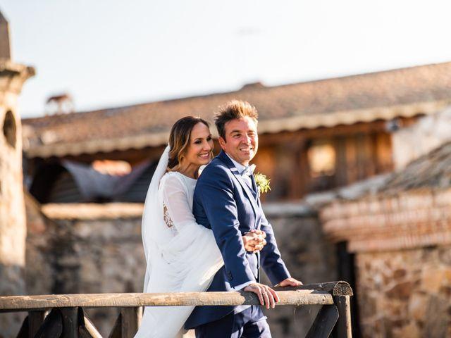 La boda de Angel y Sherezade en Mangiron, Madrid 69