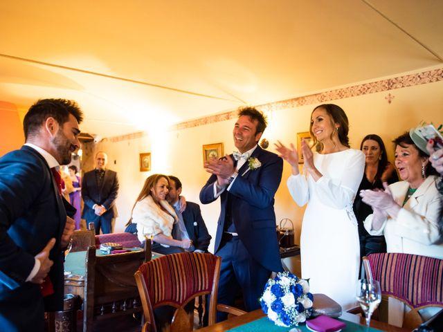 La boda de Angel y Sherezade en Mangiron, Madrid 75
