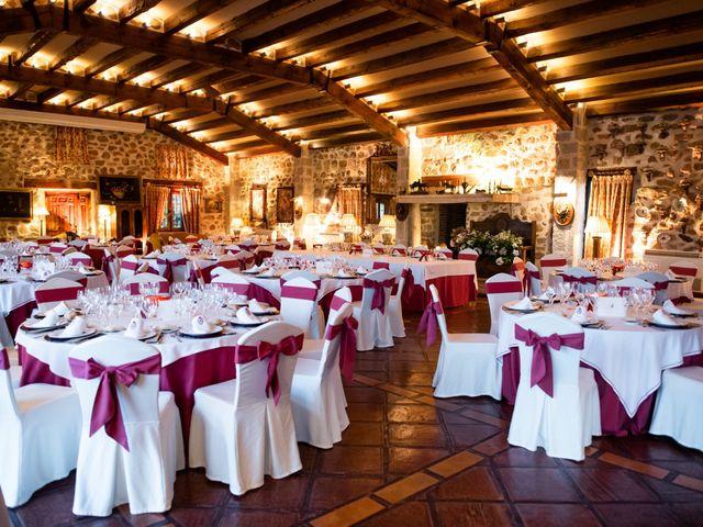 La boda de Angel y Sherezade en Mangiron, Madrid 77