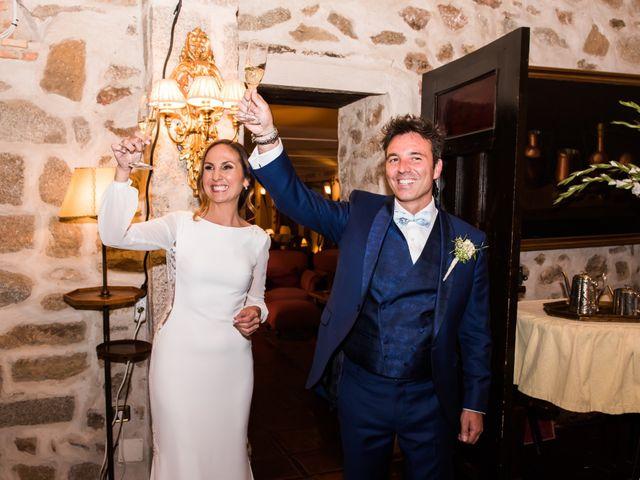 La boda de Angel y Sherezade en Mangiron, Madrid 78