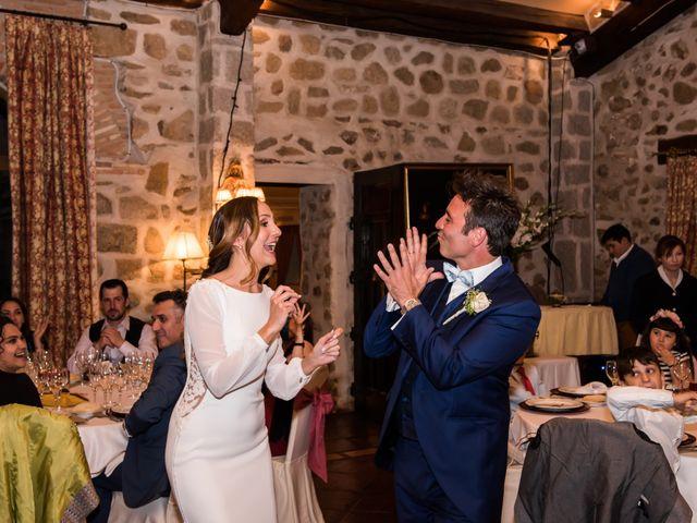 La boda de Angel y Sherezade en Mangiron, Madrid 79