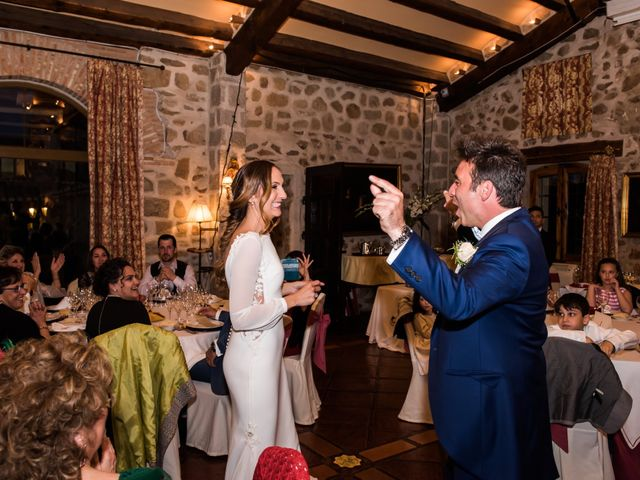 La boda de Angel y Sherezade en Mangiron, Madrid 80