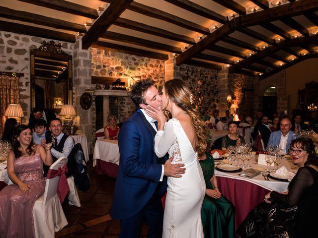 La boda de Angel y Sherezade en Mangiron, Madrid 81