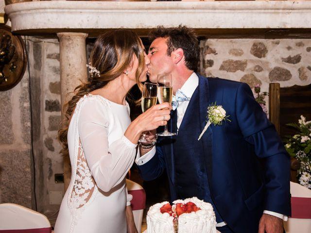 La boda de Angel y Sherezade en Mangiron, Madrid 85