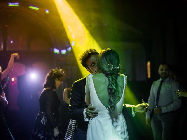 La boda de Angel y Sherezade en Mangiron, Madrid 86