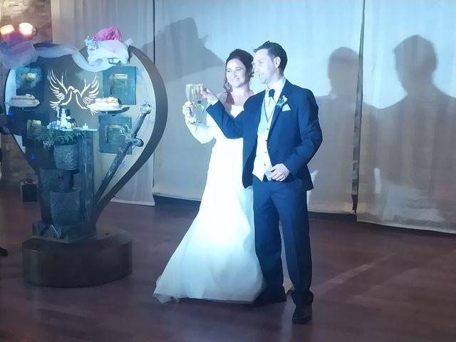 La boda de Cristina Galve Pérez  y David Ibañez Llorente