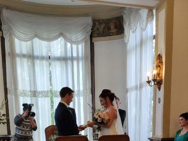 La boda de David Ibañez Llorente  y Cristina Galve Pérez  en L' Hospitalet De Llobregat, Barcelona 3