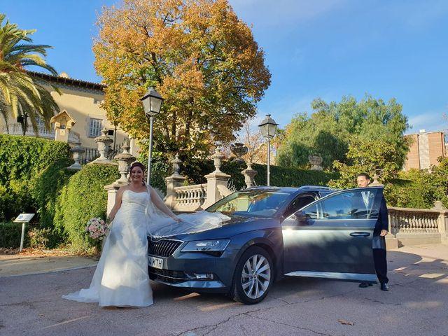 La boda de David Ibañez Llorente  y Cristina Galve Pérez  en L' Hospitalet De Llobregat, Barcelona 7