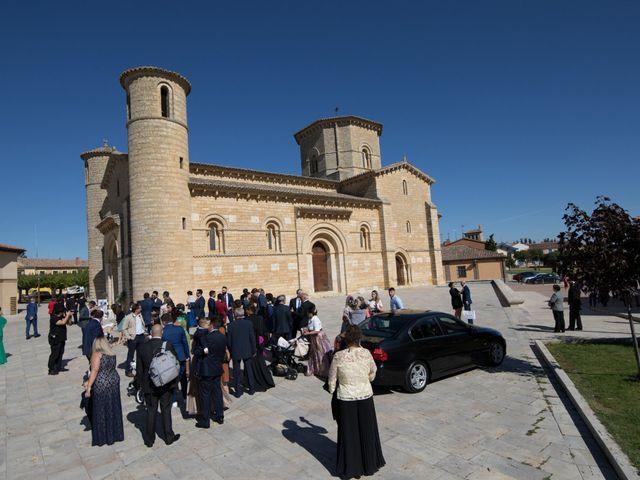 La boda de Raúl y María en Palencia, Palencia 8