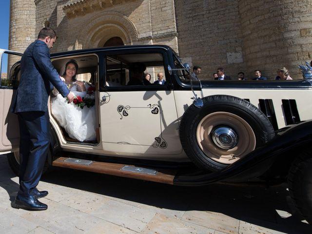 La boda de Raúl y María en Palencia, Palencia 11