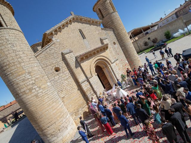 La boda de Raúl y María en Palencia, Palencia 14