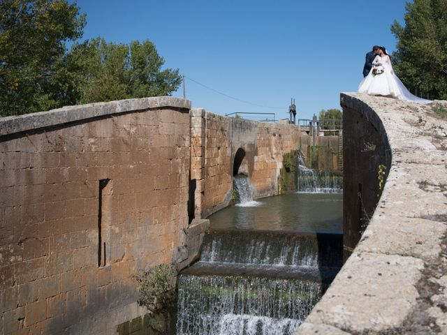 La boda de Raúl y María en Palencia, Palencia 15