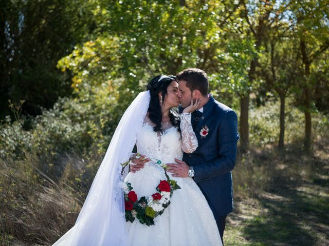 La boda de Raúl y María en Palencia, Palencia 17