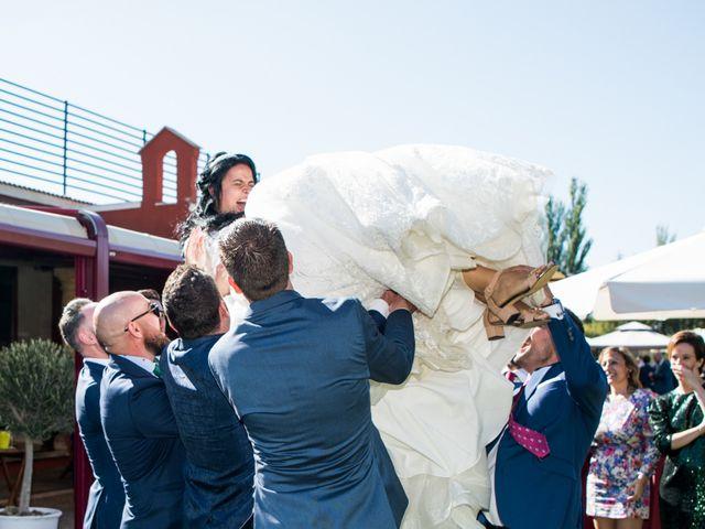 La boda de Raúl y María en Palencia, Palencia 19