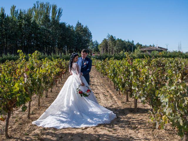La boda de Raúl y María en Palencia, Palencia 21