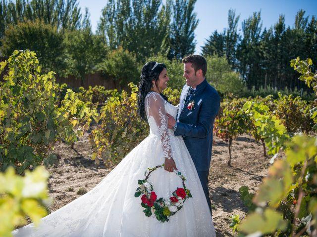 La boda de Raúl y María en Palencia, Palencia 22