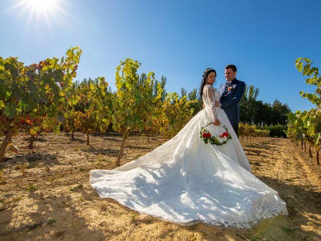 La boda de Raúl y María en Palencia, Palencia 23