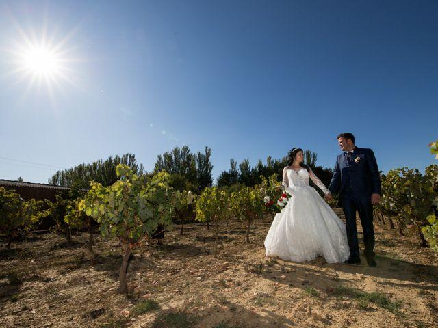 La boda de Raúl y María en Palencia, Palencia 25