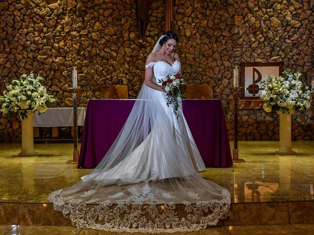 La boda de Yanmany y Oriana en Premia De Dalt, Barcelona 12