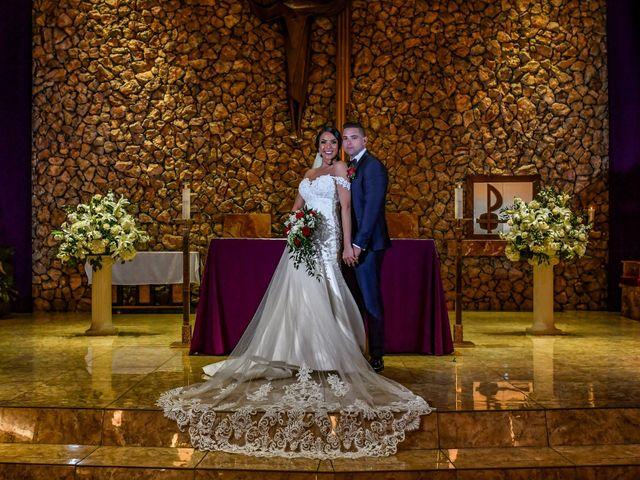 La boda de Yanmany y Oriana en Premia De Dalt, Barcelona 13