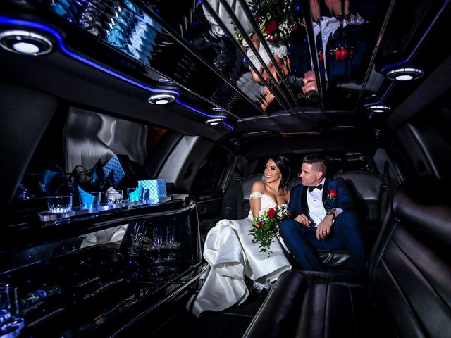 La boda de Yanmany y Oriana en Premia De Dalt, Barcelona 14