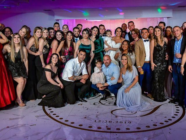 La boda de Yanmany y Oriana en Premia De Dalt, Barcelona 18