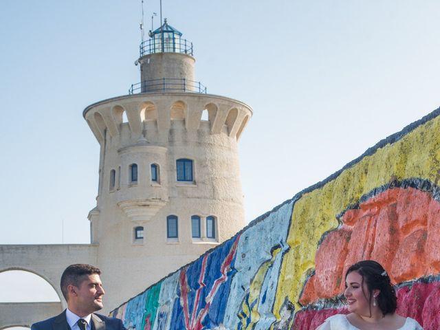 La boda de María y Jorge en El Puerto De Santa Maria, Cádiz 8