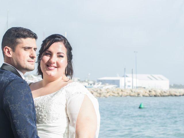La boda de María y Jorge en El Puerto De Santa Maria, Cádiz 9