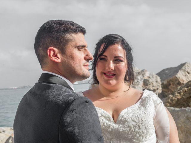 La boda de María y Jorge en El Puerto De Santa Maria, Cádiz 14